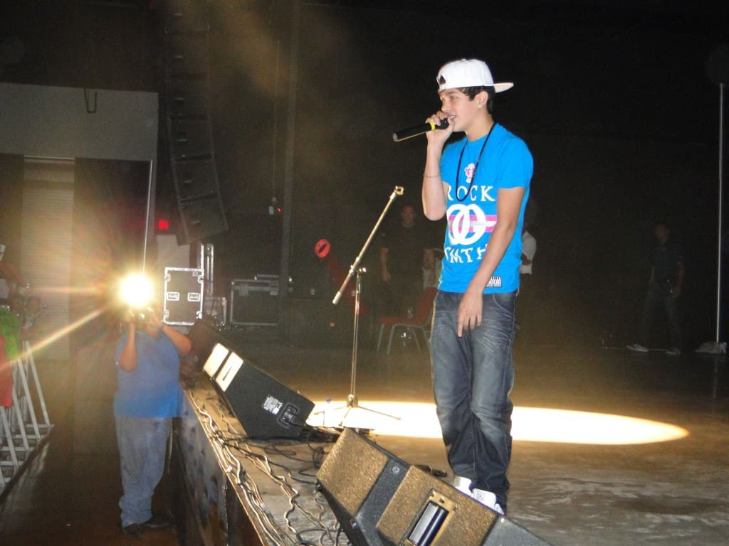 Austin Mahone at The Pharr Events Center