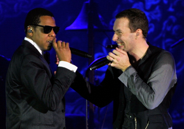 The Cosmopolitan And Marquee Nightclub Celebrate New Year's Eve And Grand Opening With JAY-Z And Coldplay - Concert