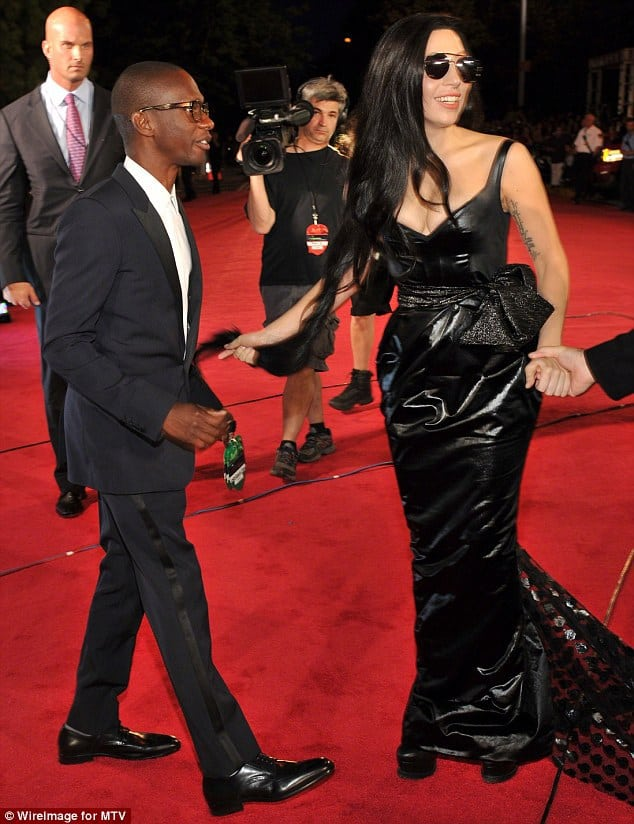 Lady Gaga, Manager Troy Carter Split