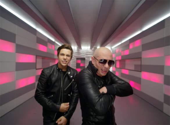 Austin Mahone ft. Pitbull – MMM Yeah