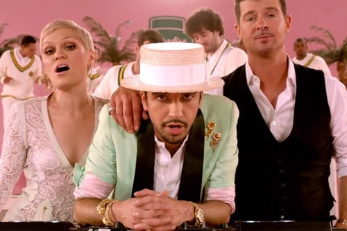 New Video: DJ Cassidy ft. Robin Thicke, Jessie J – Calling All Hearts