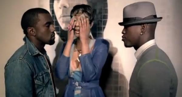 Keri Hilson ft. Kanye West & Ne-Yo- Knock You Down