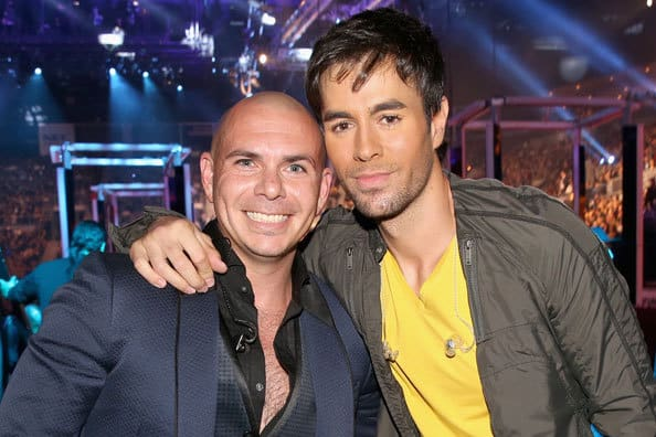 Enrique Iglesias and Pitbull Join Forces For Tour Across North America