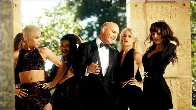 Pitbull ft. G.R.L.- Wild Wild Love