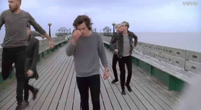 New Video: One Direction – You & I