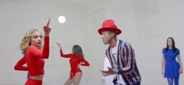 New Video: Pharrell Williams – Marilyn Monroe
