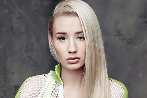 "Iggy Azalea at Number One and Two on ""Billboard"" Hot 100"