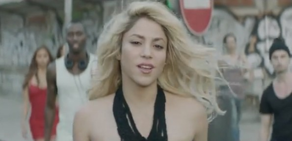 New Video: Shakira – Dare (La La La)