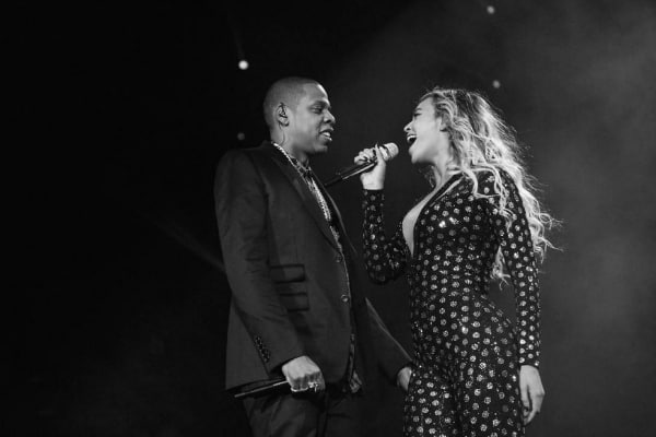 WHAT,? Jay-Z and Beyonce have Separate Hotels On Tour