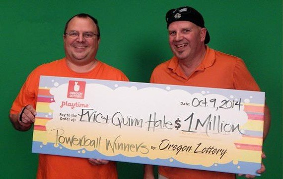 A Guy Wins $1 Million in the Lottery, and Splits It With His Brother . . . Because They Made a Pact When They Were Kids