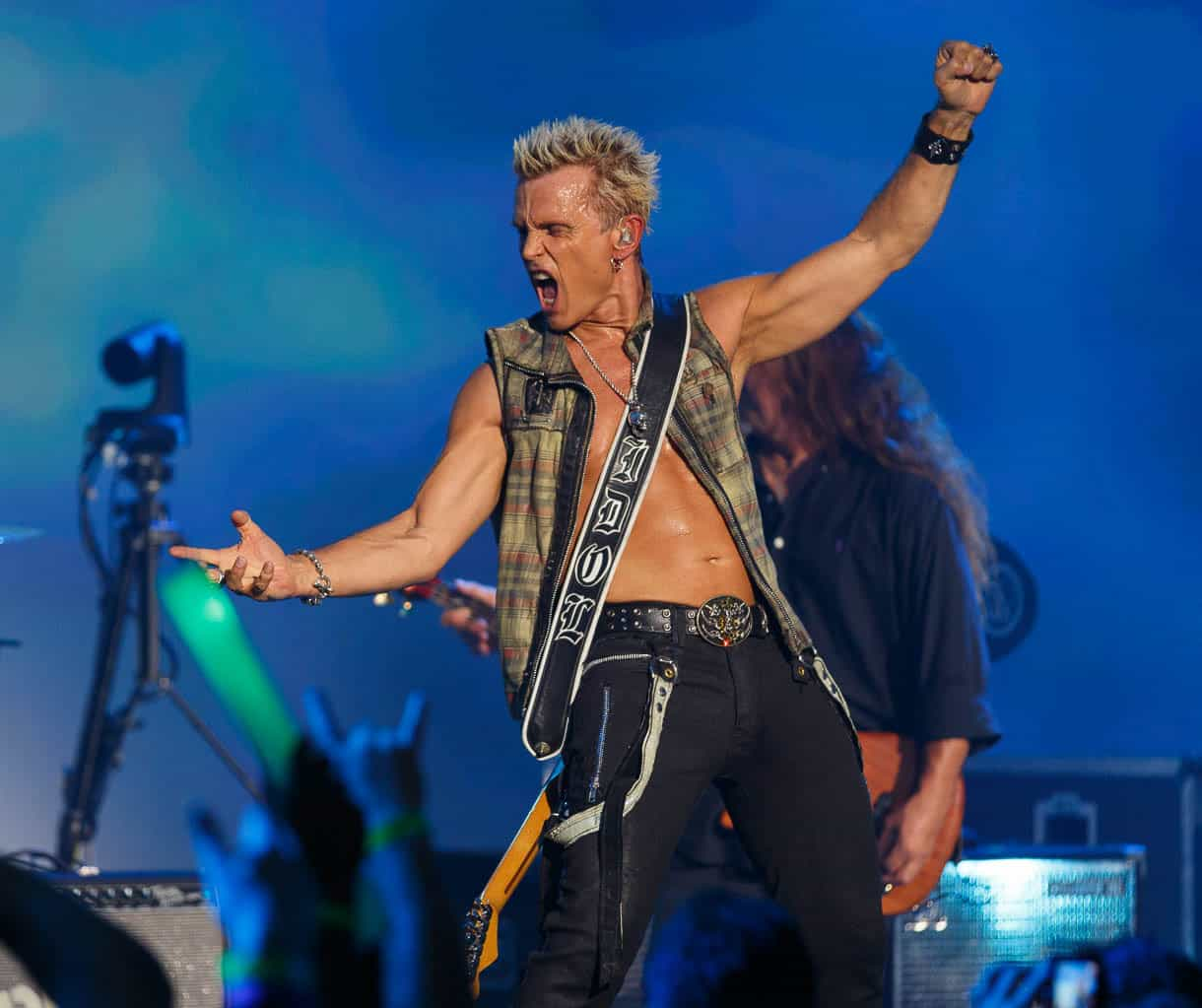 Billy Idol announces North American tour