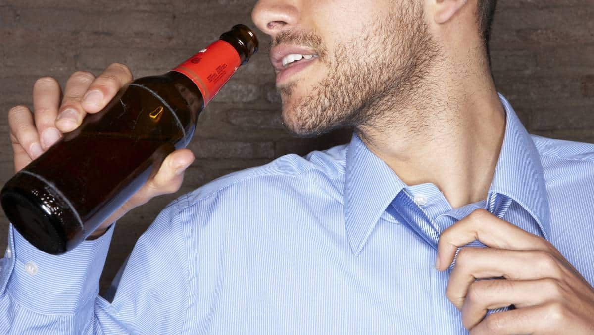 Beer Can Help Male Fertility