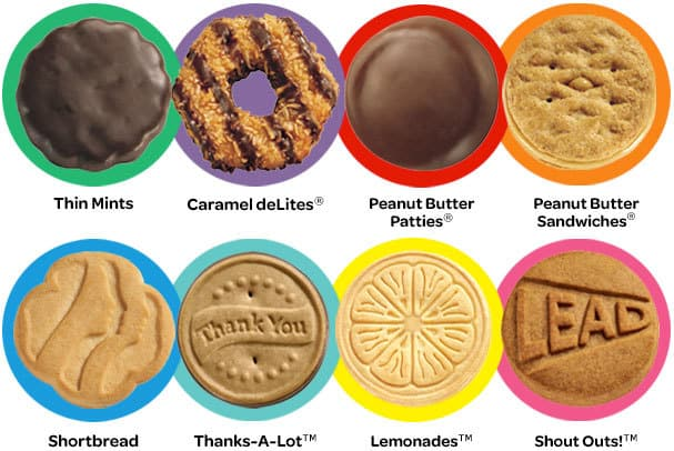 For the First Time Ever, You Can Buy Girl Scout Cookies Online