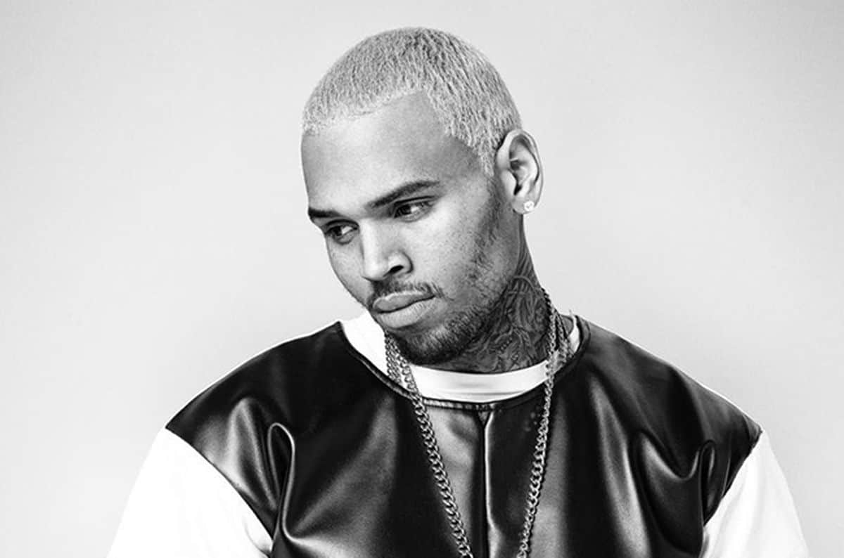 Chris Brown's Art Sells For Over $60,000 At Miami's Urban Art Week