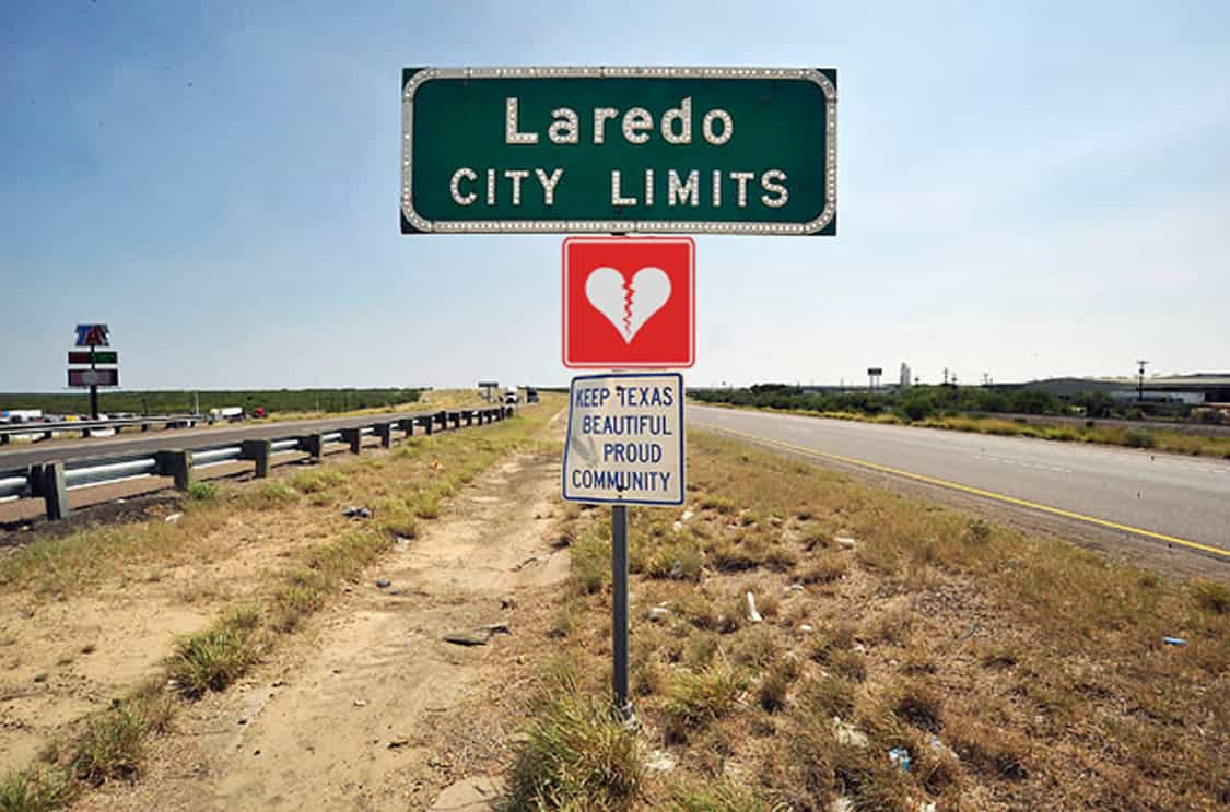 Laredo-City-Sign