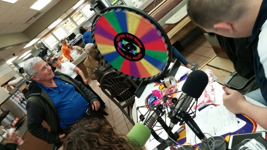 107.9 Mix FM Live at Whataburger for Borderfest