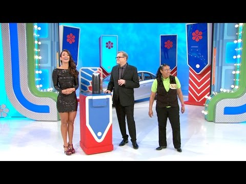 "A Model on ""The Price Is Right"" Messed Up and Gave Away a Car"