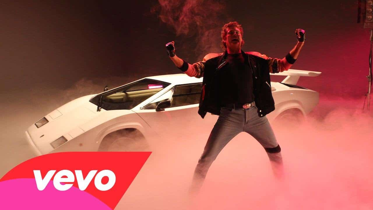 David Hasselhoff's New Video is the Most '80s Thing Ever