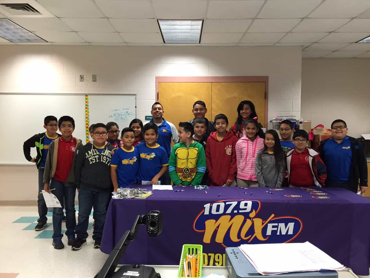 Wilbur Lucas Elementary Career Day