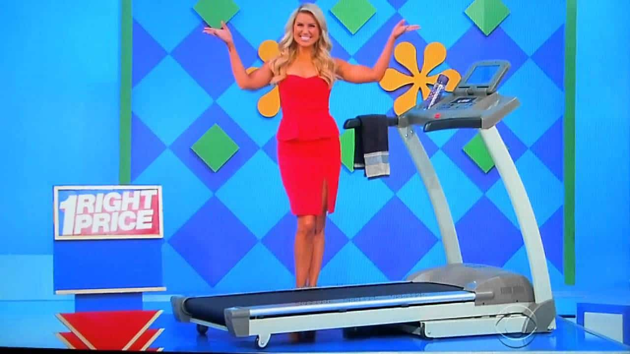 """For the Win! """"The Price Is Right"""" Awarded a Treadmill to a Woman in a Wheelchair"""