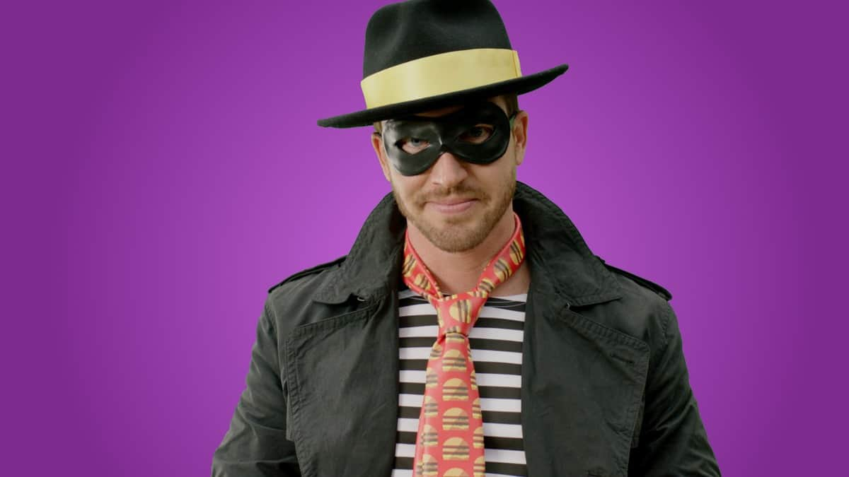 Hamburglar is back and he's a Middle-Aged Hipster Dad?