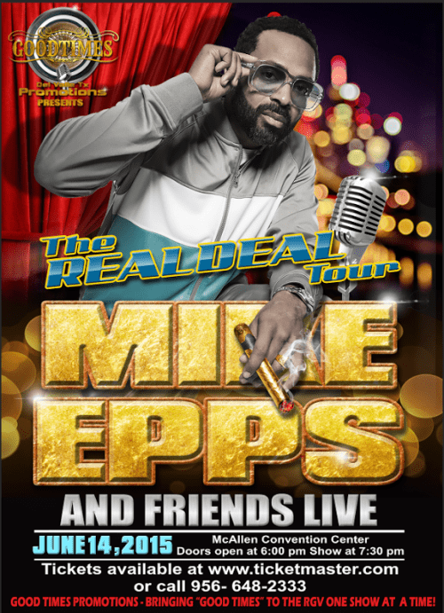 Win Tickets to See Mike Epps in Concert