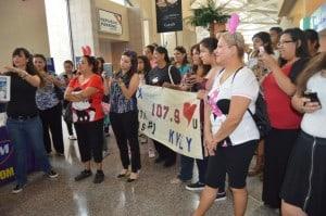McAllen Airport Family Flyaway