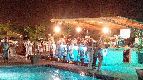 Yazz the Greatest at The River Beach Club Mission