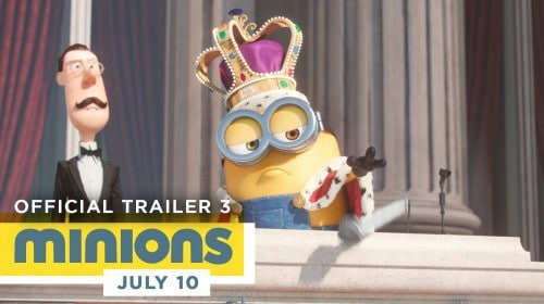 """New in Theaters: """"Minions"""", """"Self/less"""", and """"The Gallows"""""""