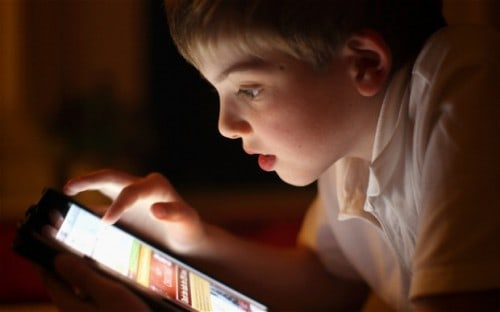 So it's come to this. Parents Are Now Punishing Kids by Taking Away Their Gadgets . . . and Forcing Them to Watch TV