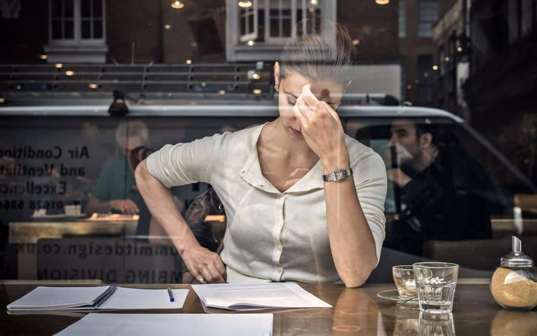 Top 5 reasons you're stressed out at work