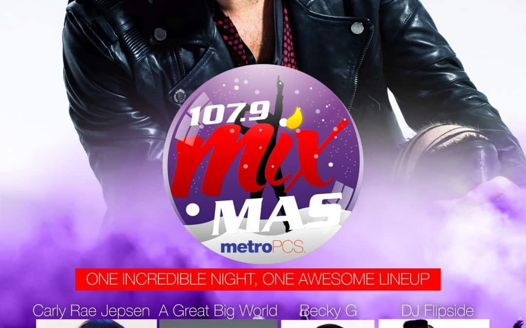 Mixmas 2015 Concert