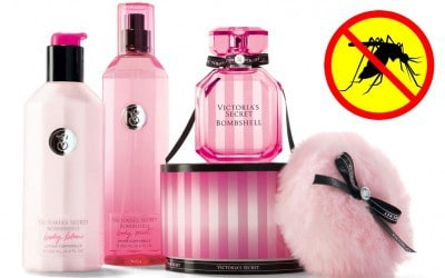 A Study Finds Victoria's Secret Perfume Is Actually a Mosquito Repellent